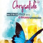 Affiche Salon Chrysalide